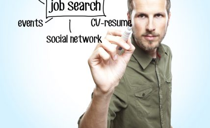 Job Search - Courtesy of Shutterstock
