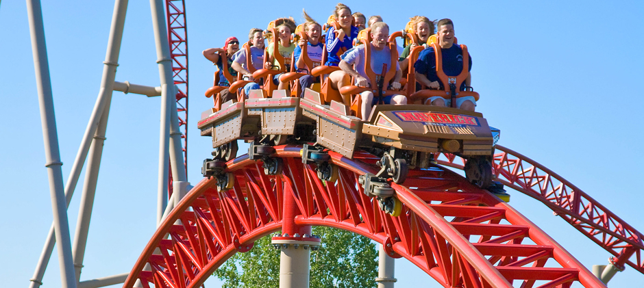 From Dinosaurs To Roller Coasters : Pneumatics In Entertainment
