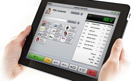 Secure Transactions Using The iPad POS