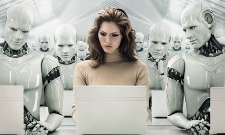 Robotic Technology - The Future is Boring