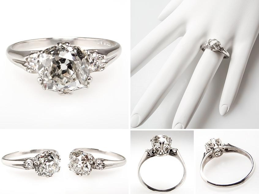 Why An Antique Ring Makes An Extra Special Engagement Ring