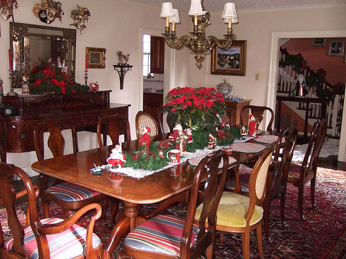 Are Dining Rooms A Thing Of The Past