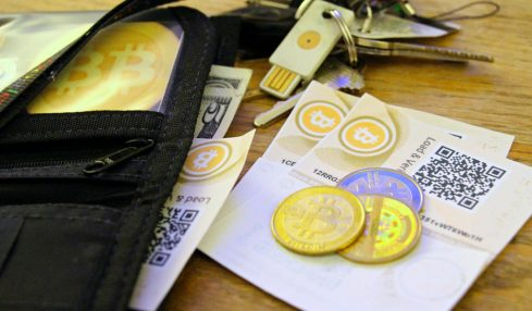 Paper Wallet For Bitcoin