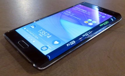 Samsung Galaxy Note Edge: Revolution To Smartphones