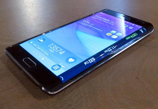 Samsung Galaxy Note Edge: Revolution To Smartphones