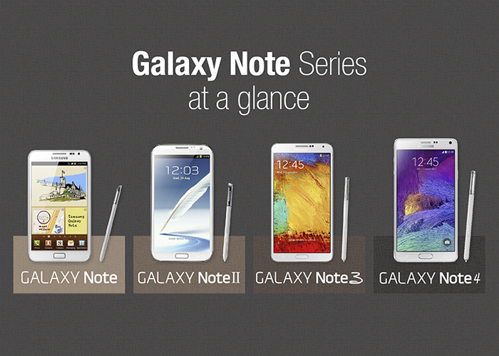 What's Special About Galaxy Note Series Of Phablets?