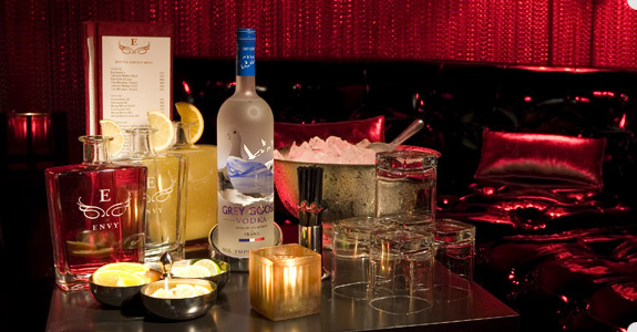 How Does Bottle Service Work?