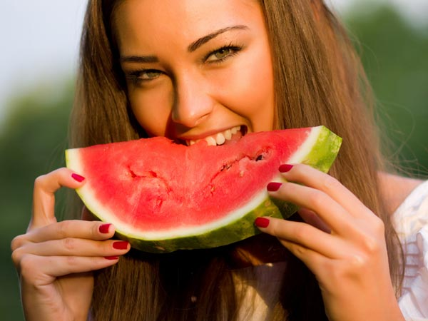 The Health Benefits Of Eating Watermelon In Summer