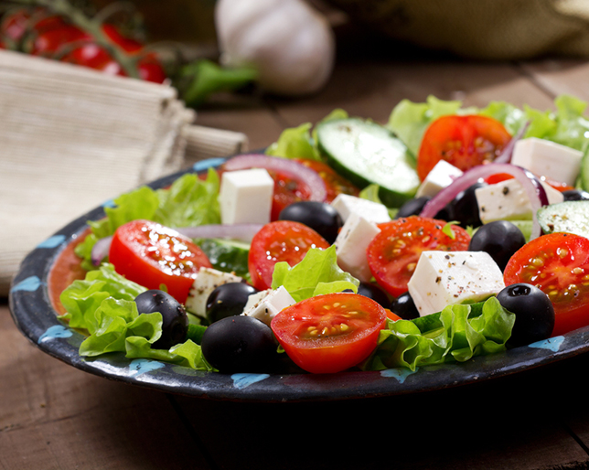 How To Make A Perfect Salad?