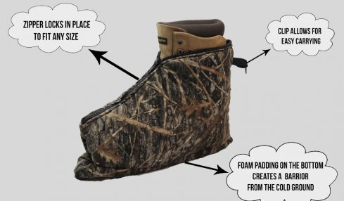 Keep Your Feet Protected From Ice Cold Temperatures