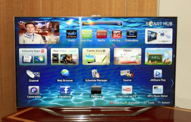 The Technology Options When Shopping For A New Samsung TV
