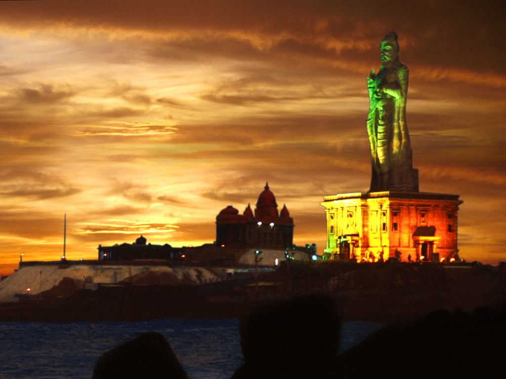 Kanyakumari: The Former Cape Comorin