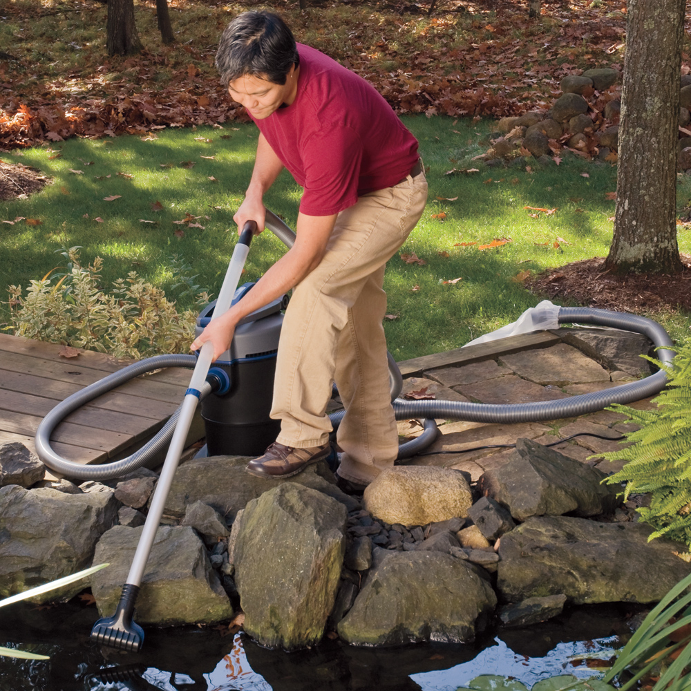 The Prominence Of Water Pond Vacuum and Pumps