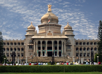 The Magical City Of Bangalore