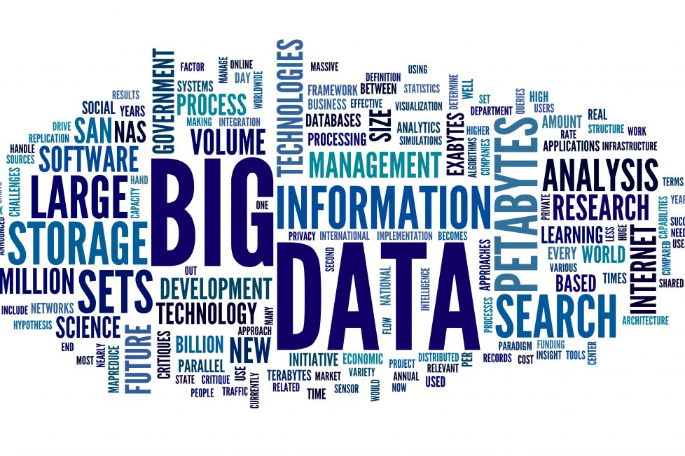 Big Data and The Fundamental Question Of The Universe