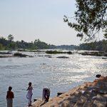 A Beautiful Small River Island Srirangapatna