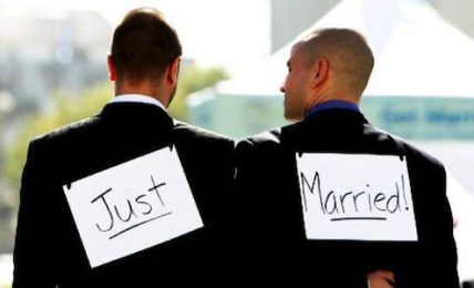 Homosexual Marriage Decision In America