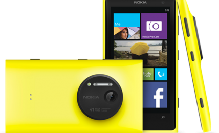 Nokia Lumia 1020 – A DSLR and A Phone