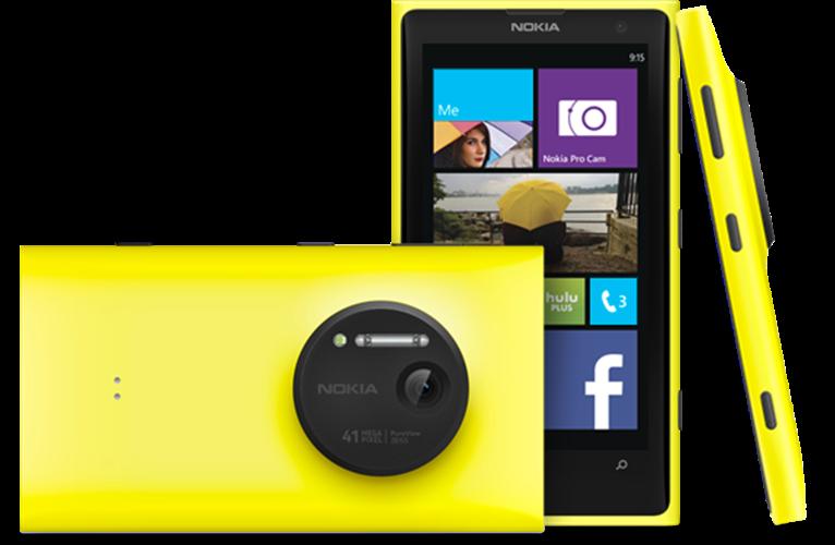 Nokia Lumia 1020 – A DSLR and A Phone