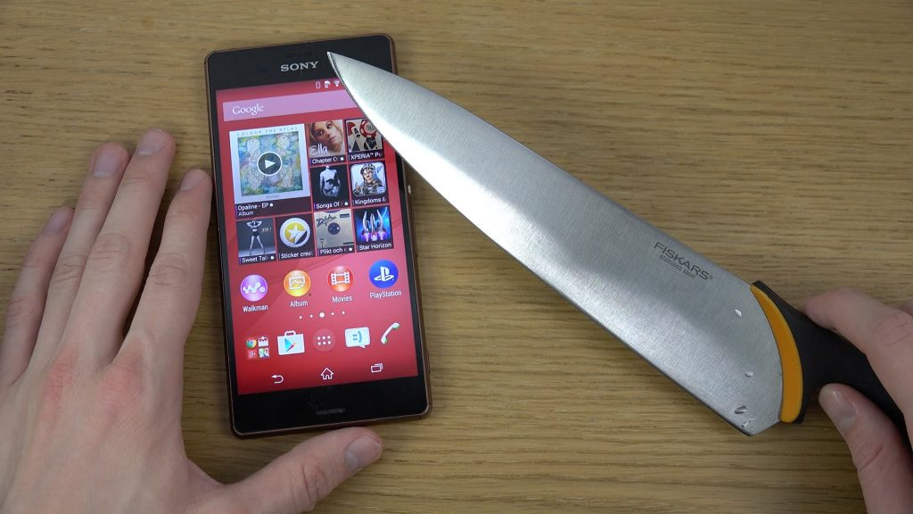 The New Sony Android Mobile
