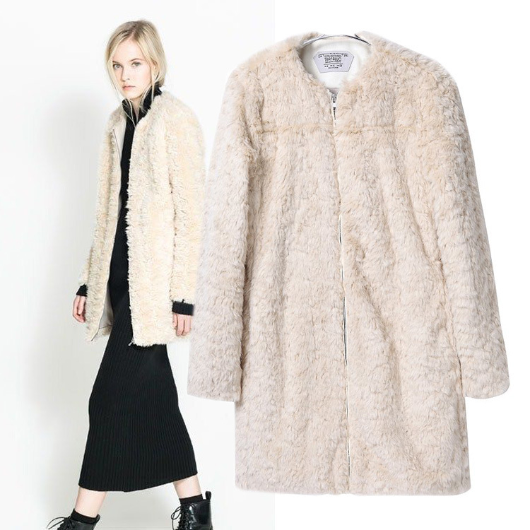 Tips On Buying A Faux Fur Long Coat Online