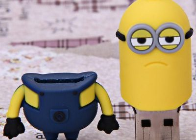 Review: Cartoon Character Minions Tom Style USB Disk
