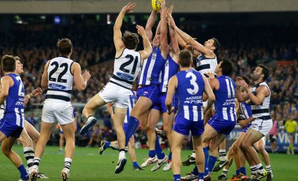 Sports Down-Under: Aussie Football League Dominates Other Sports In Popularity