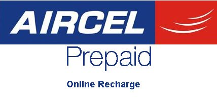 Easy Aircel Online Recharge Options