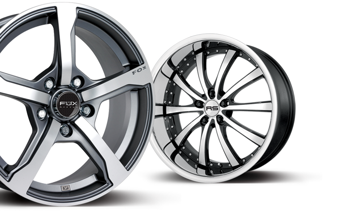 alloy wheel brands