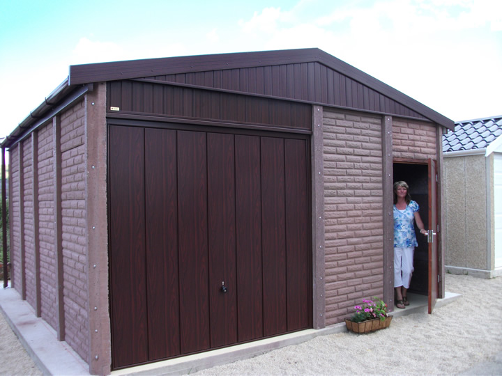 How To Make Your Concrete Garage Look Good