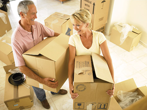 Choose The Right Boxes For Moving
