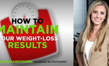 How To Maintain Your Weight Loss?