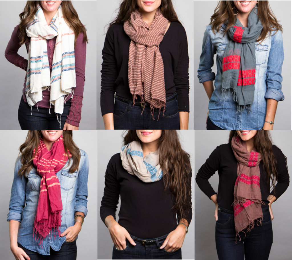 The Benefits And History Of Scarves