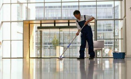 Commercial Cleaning Services- What Is It All About?