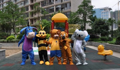 Fabric Quality And Durability Make All The Difference For Mascot Costumes