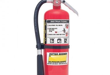 Fire Extinguisher Safety And Maintenance Tips