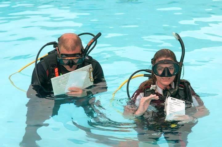 Divemaster Internships in Koh Tao