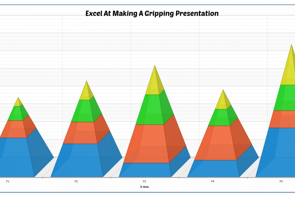 Excel at making a gripping presentation1