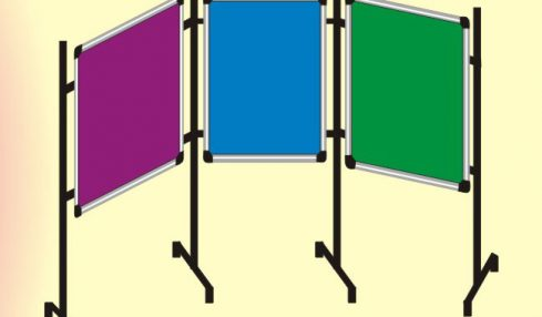 A Display Board Can Be Used In One Of A Number Of Ways
