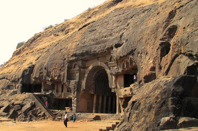 Bhaja Caves: Exploring The Fascinating Rock Cut Formations