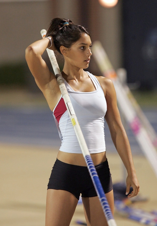 The Most Beautiful Women In Sports