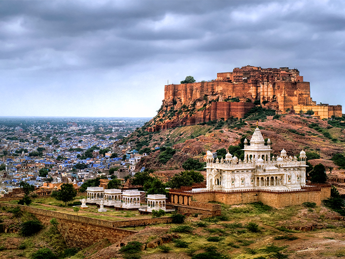 An Encounter With The Majestic Mehrangarh Fort