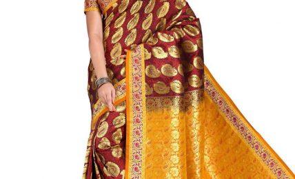 Most Popular Bridal Silk Sarees