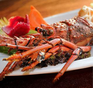 Sumptuous Seafood In Hyderabad