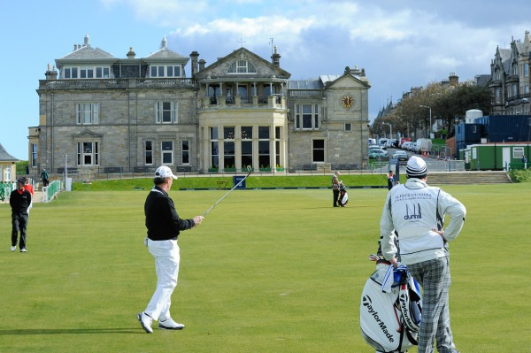 Treat Yourself To A St Andrews Golf Tour In 2016