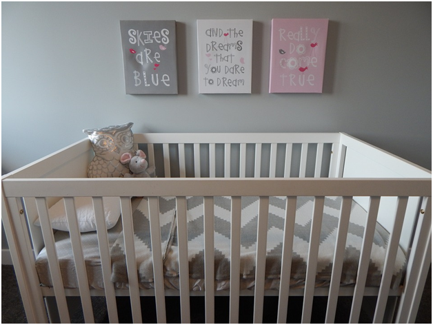 How To Decorate Your Baby's Nursey