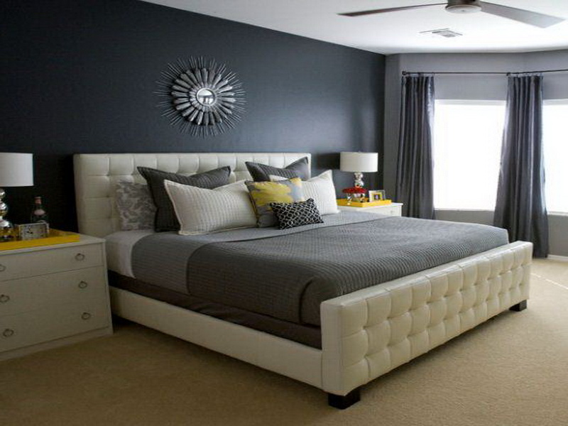 Decorating A Room With Grey Color Scheme