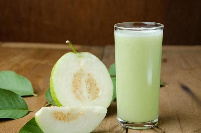 Health Benefits Of Guava Juice