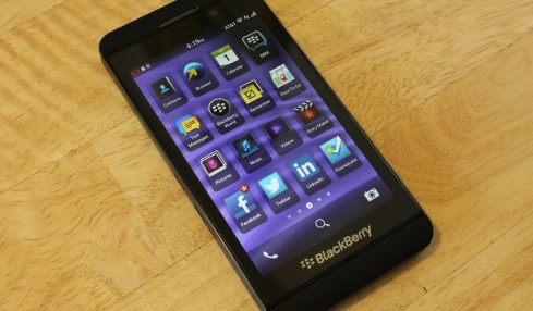 Clarity For Choosing Blackberry Z10 Over An iPhone