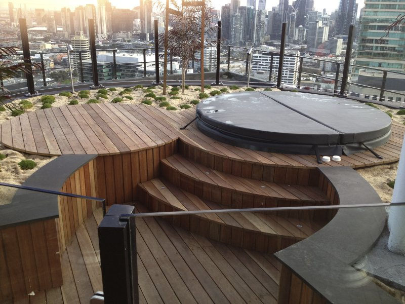 Hardwood Decking - Why To Choose This Option